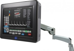 sonixtablet-mounted ultrasound system